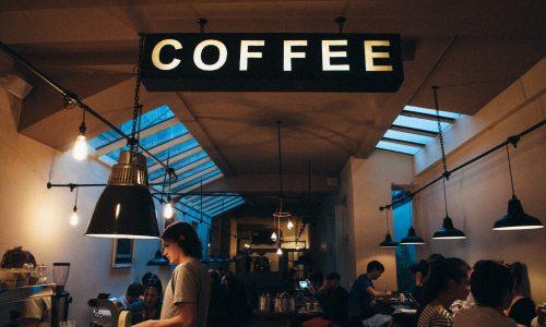 Free WiFi Coffee Shop