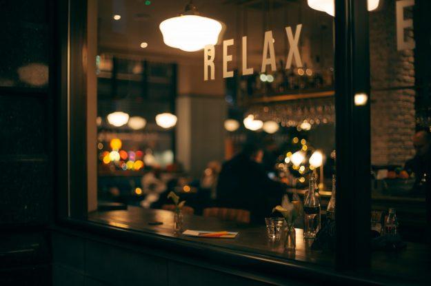 Relaxing Dinner